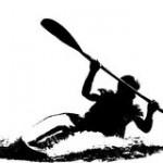 kayak-white-background-silhouette-38990457