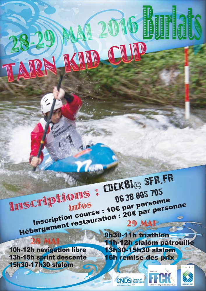 tarn kid cup 2016